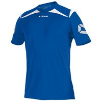 Stanno Forza T-Shirt - Royal/White