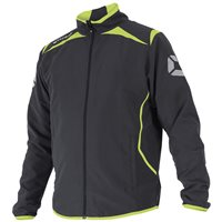 Stanno Forza Micro Jacket - Anthracite/Neon Yellow