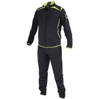 Stanno Forza Poly Suit - Anthracite/Neon Yellow
