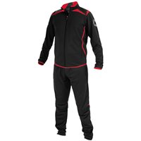 Stanno Forza Poly Suit - Black/Red/White
