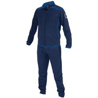 Stanno Forza Poly Suit - Navy/Royal/White