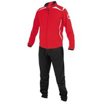 Stanno Forza Poly Suit - Red/White/Black