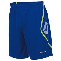 Stanno Pisa Short - Deep Blue/Neon Yellow - (MIN. QTY 6)