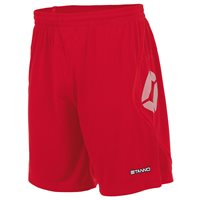 Stanno Pisa Short - Red - (MIN. QTY 6)