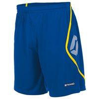 Stanno Pisa Short - Royal/Yellow - (MIN. QTY 6)