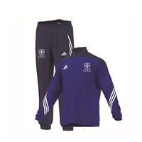 Adidas Naomh Conaill Sereno 14 Poly Suit Youth Royal/Navy/White