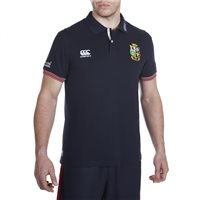 Canterbury British & Irish Lions Training Polo 2017 - E Navy