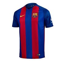 Nike Kids FCB Barcelona Home Jersey 2016/17 -  Royal/Red