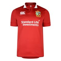Canterbury Kids British & irish Lions Match Day Pro Jersey - Tango Red