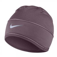 Nike Womens Run Beanie Skully -  Purple