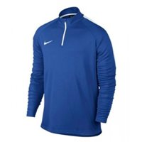 Nike Mens Dry Academy Drill Top -  Royal/White