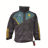 ONeills Donegal Conall 55 Rain Jacket MPF - Black/Bottle/Amber