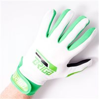Briga Gaelic Glove  - White/Green