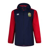 Canterbury British & Irish Lions Rain Jacket - Navy
