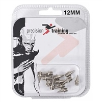Precision Training Pyramid Athletic Spikes - Silver