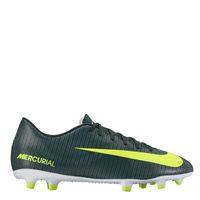 Nike Jr Mercurial Vortex III CR7 FG Firm Ground -  Seaweed/Volt