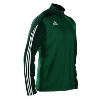 Adidas Mi Team 14 Training Top - Adult - Green/Green/White