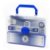 Forever Collectibles Chelsea FC Student Stationary Set - Royal