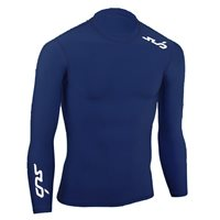 Sub Sports Long Sleeve Compression Baselayer Top - Navy