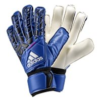 Adidas Ace FingerSave Replique Goalkeeper Gloves - Royal/Black/White