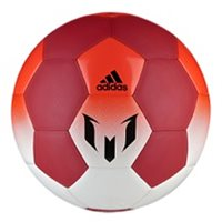 Adidas Messi Q1 Football - White/Red