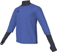 Adidas Condivo 16 Training Top Youth - Blue/Collegiate Navy
