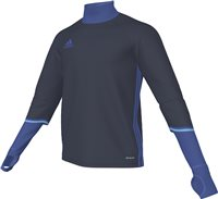 Adidas Condivo 16 Training Top Youth - Collegiate Navy/Blue