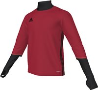 Adidas Condivo 16 Training Top Youth - Scarlet/Black