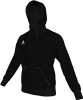 Adidas Core Hoody Youth - Black/White