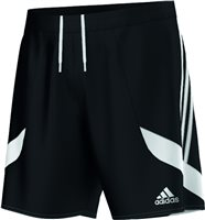 Adidas Nova 14 Shorts - Black/White/White