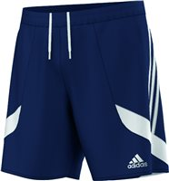Adidas Nova 14 Shorts - New Navy/White/White