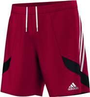 Adidas Nova 14 Shorts - University Red/White/Black