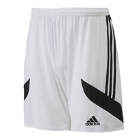 Adidas Nova 14 Shorts - White/Black/Black