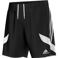 Adidas Nova 14 Shorts Youth - Black/White/White