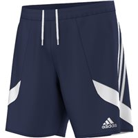 Adidas Nova 14 Shorts Youth - New Navy/White/White