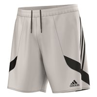 Adidas Nova 14 Shorts Youth - White/Black/Black
