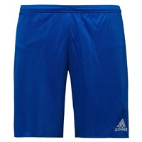 Adidas Parma 16 Shorts With Brief - Bold Blue/White