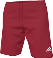 Adidas Parma 16 Shorts Womens - Power Red/White