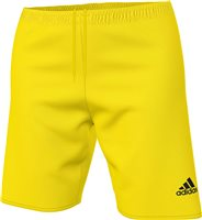 Adidas Parma 16 Shorts Womens - Yellow/Black