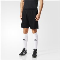 Adidas Ref 16 Shorts With Brief   - Black