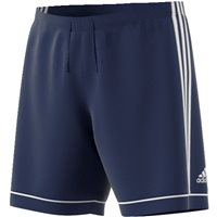 Adidas Squad 17 Shorts - Dark Blue/White