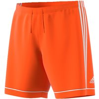 Adidas Squad 17 Shorts - Orange/White