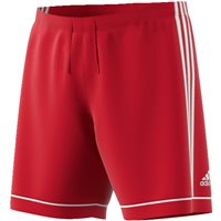 Adidas Squad 17 Shorts - Power Red/White