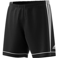 Adidas Squad 17 Shorts - White/Black