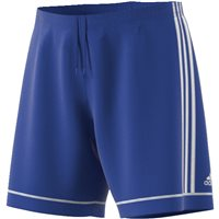 Adidas Squad 17 Shorts With Brief   - Bold Blue/White