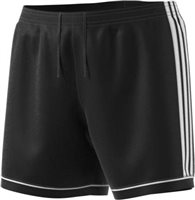 Adidas Squad 17 Shorts Womens - Black/White