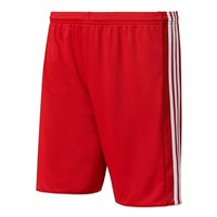 Adidas Tastigo 17 Shorts - Power Red/White