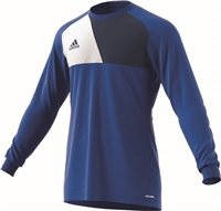 Adidas Assita 17 Goalkeeper Jersey - Blue/White