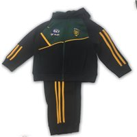 ONeills Donegal Conall Tracksuit - Black/Bottle/Amber