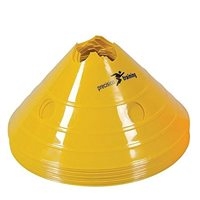 Precision Jumbo Cone (x20) - Yellow
